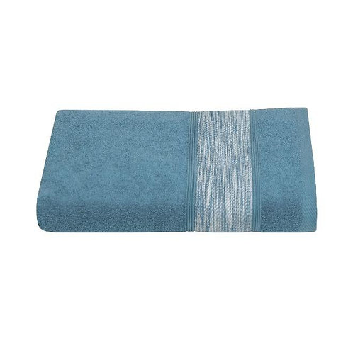 Melange Bath Towel Sky