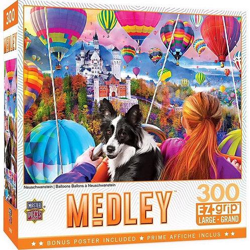 PUZZLE 300 MEDLEY CASTLE BALLOON