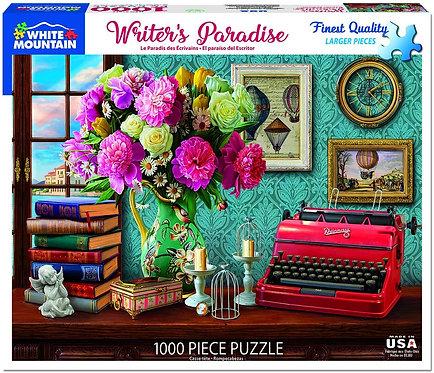 PUZZLE 1000 WRITERS PARADISE