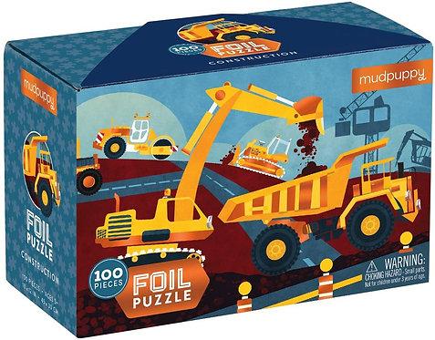 PUZZLE FOIL CONSTRUCTION