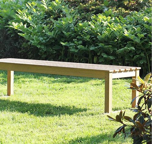 Wimbledon 5' Backless Bench