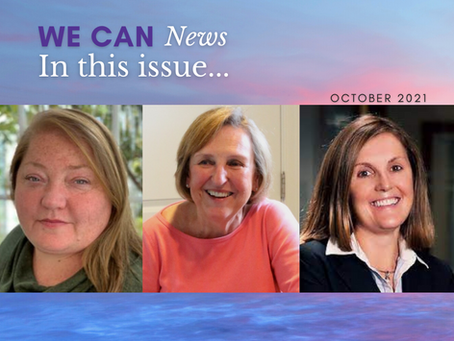 WE CAN News, October 2021