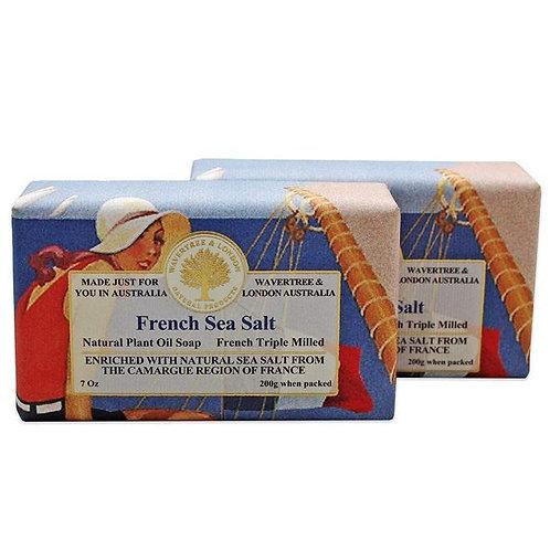 French Sea Salt Bar Soap (EACH)