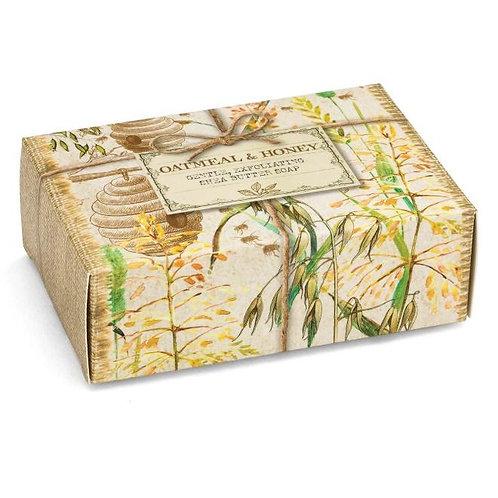 Oatmeal & Honey Boxed Soap