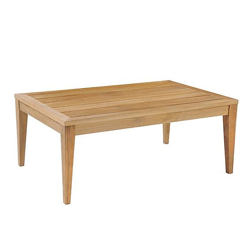 "Tribeca Teak Side Table 38"""