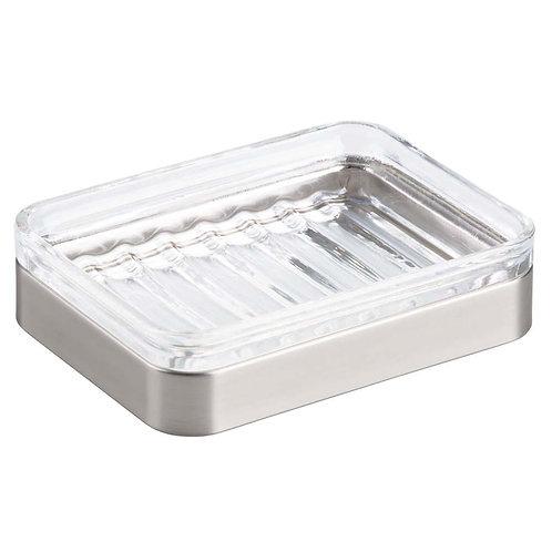 Soap Dish Casilla Clear/Brushed