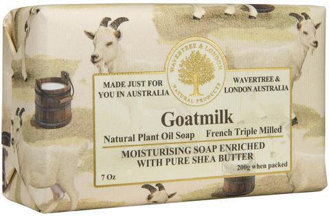 Goats Milk Bar Soap