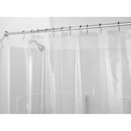 Shower Liner 5.5 Guage Clear
