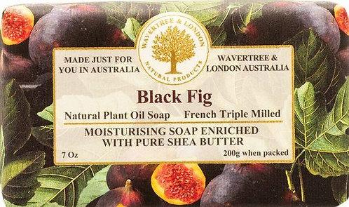 Black Fig Bar Soap