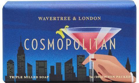 Cosmopolitan Bar Soap