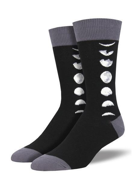 Mens Just a Phase Socks