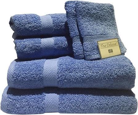 Deluxe Hand Towel - Marine