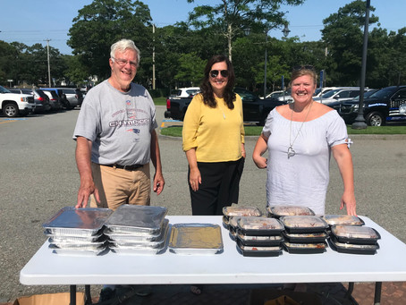 United Way collaboration focuses on food security