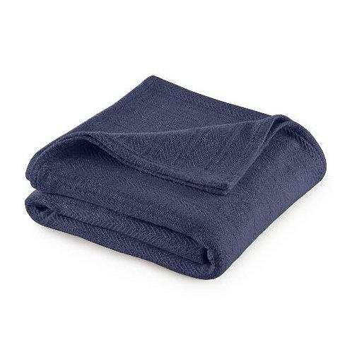 Vellux Cotton TWIN - Indigo