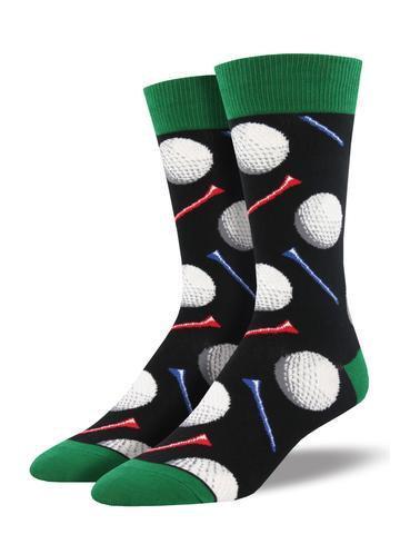 Mens Tee It Up Socks