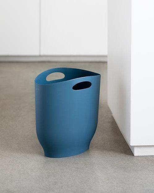 2.5 Gallon Wastebasket Blue