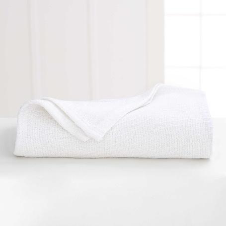 Martex Cotton - TWIN - White