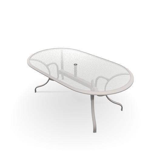 43 X 75 WARM GREY TABLE