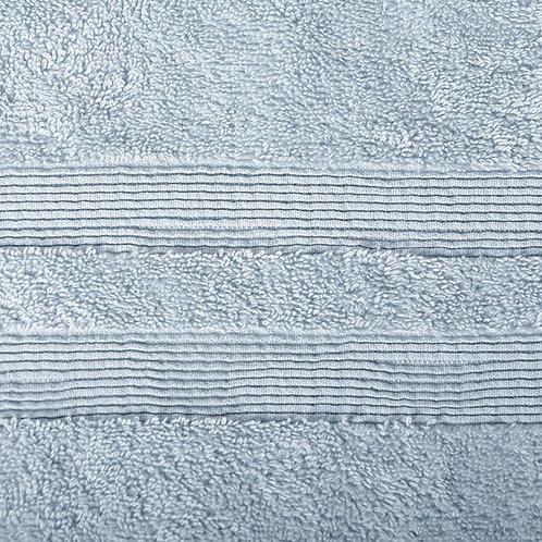 Allure Turkish Cotton Hand Towel - Powder Blue
