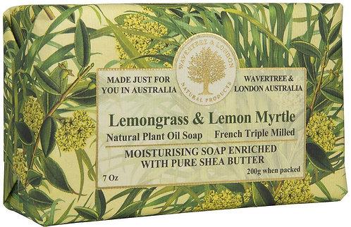 Lemon Myrtle Bar Soap