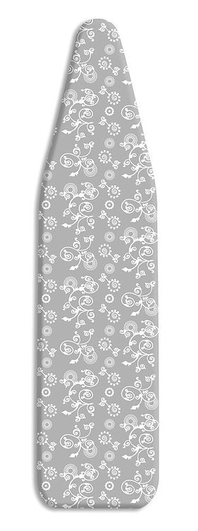 Iron Board Cover Grey Swirl