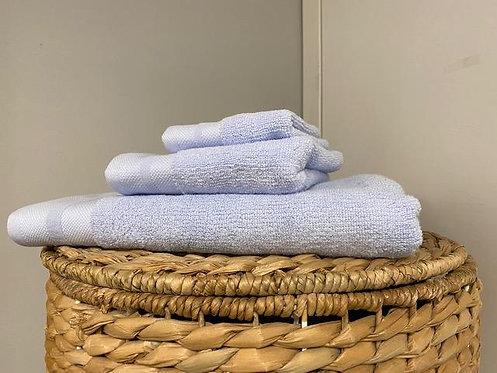 Morgan Wash Towel - Blue