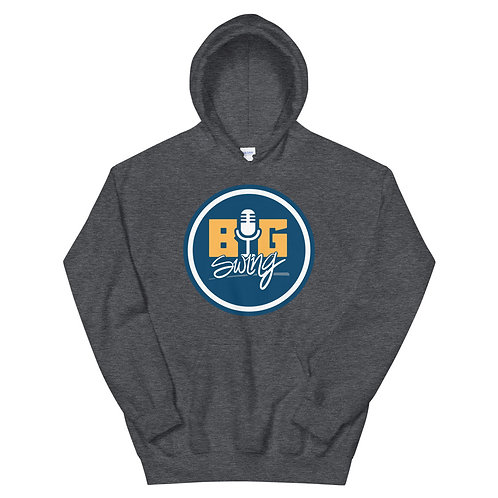 The Big Swing - Pullover Hoodie