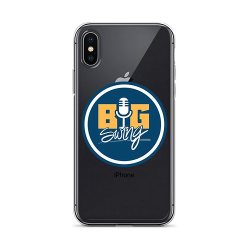 The Big Swing iPhone Case