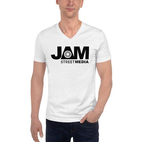 Jam Street Media  Short Sleeve V-Neck T-Shirt