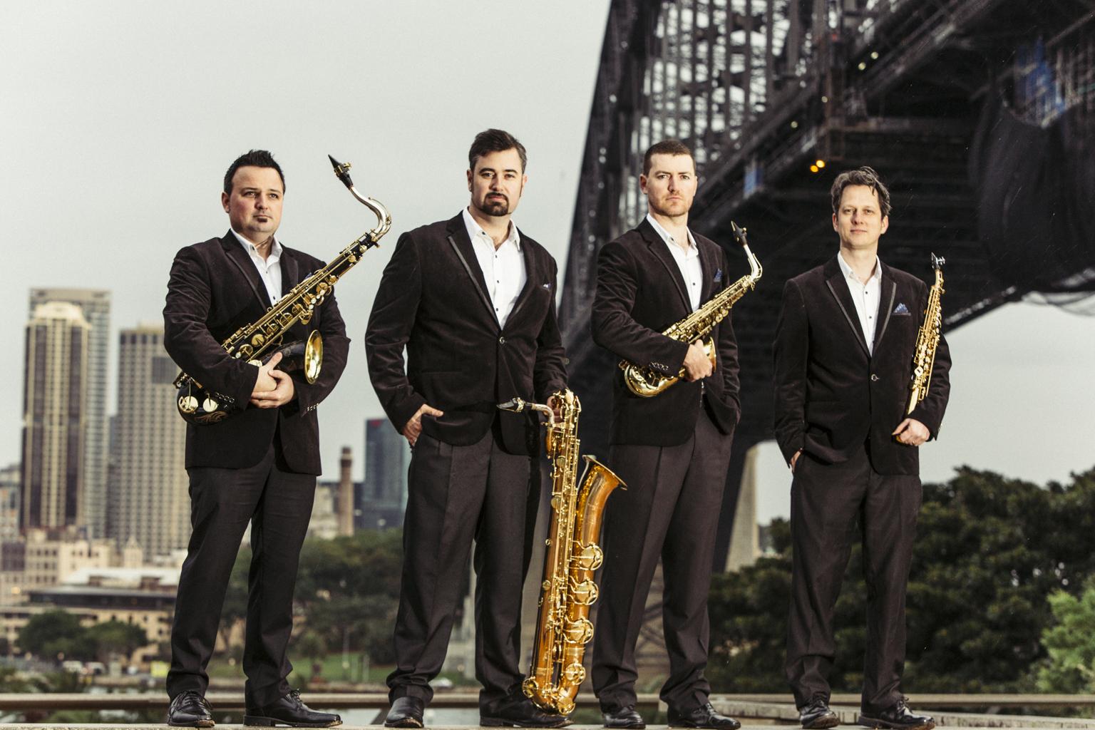 28 June | Prelude Concert 6 | Nexas Quartet