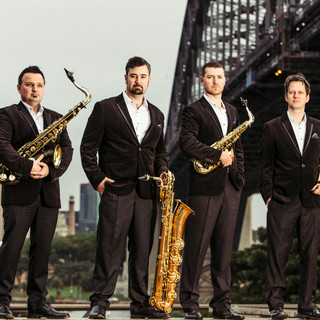 Nexas Quartet | Best of British | A Prelude in Tea Concert