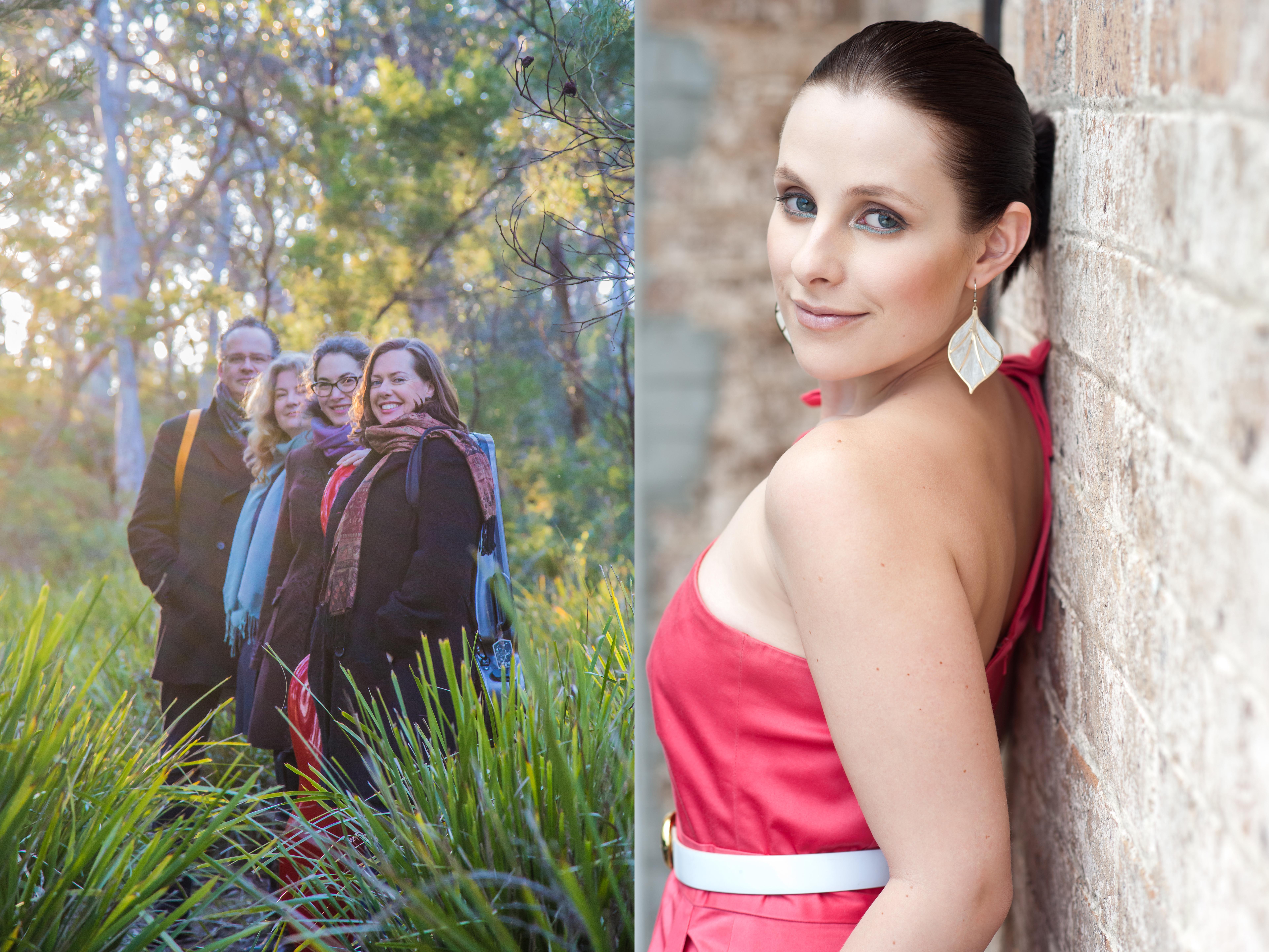 31 May | Prelude Concert 5 | Acacia Quartet and Alicia Crossley