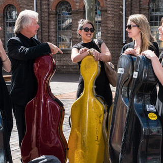 The Cellists of TMO | Sunday 29 March