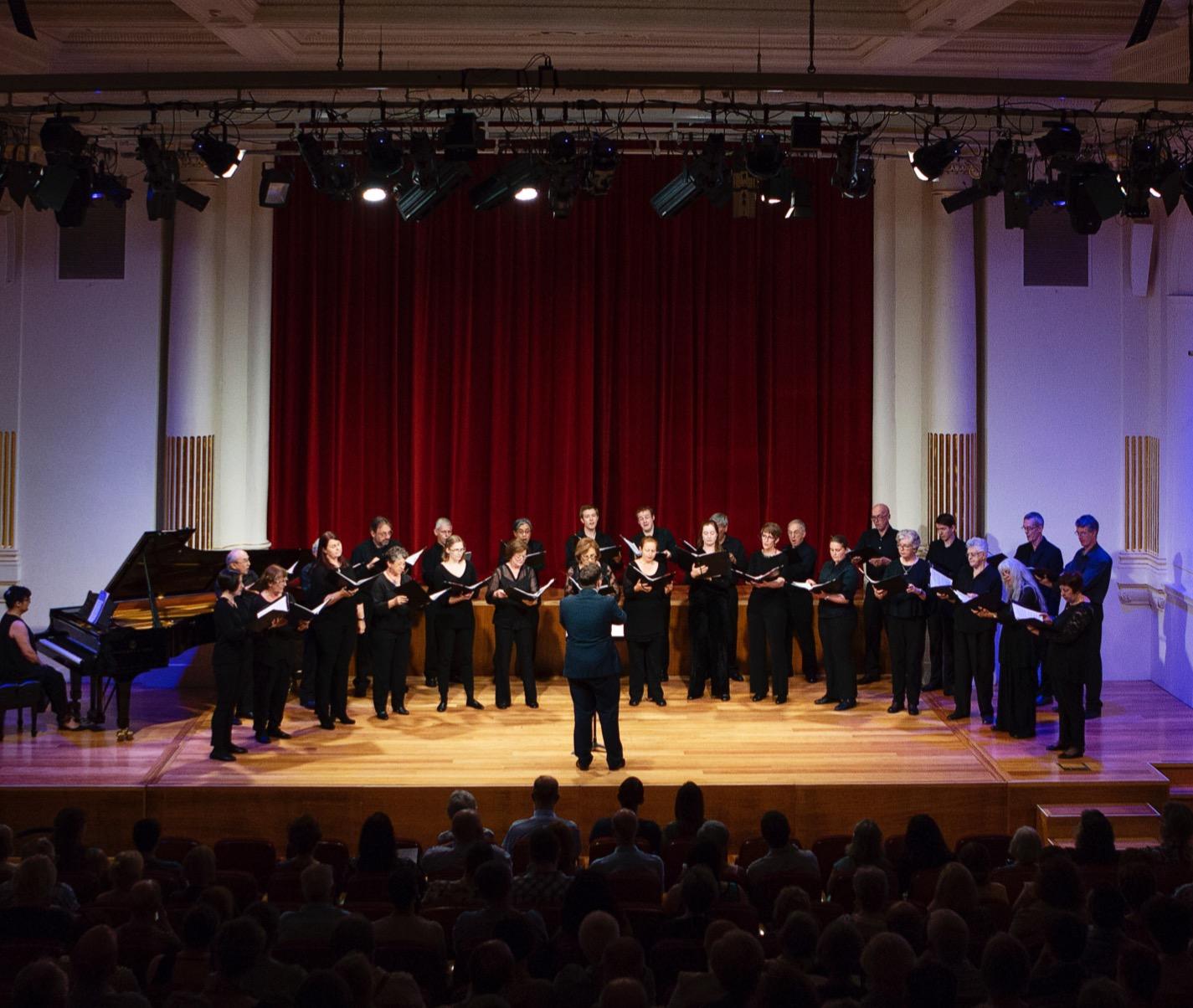 13 December | Supper Series Concert 5 | Bel a Cappella