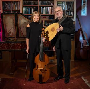 The Marais Project | Two | A Cafe Culture Concert