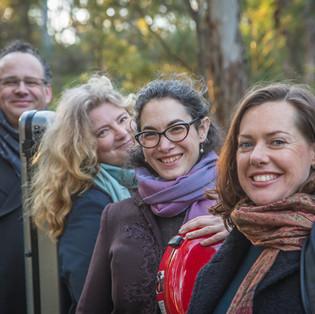 Acacia Quartet |  Mendelssohn-Hensel, Chan, Beethoven | A Prelude in Tea Concert