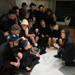 Spooky Men's Chorale | A Prelude in Tea Supper Series Concert