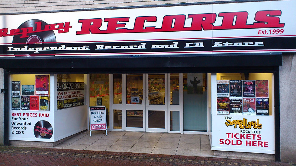 Replay Records Grimsby