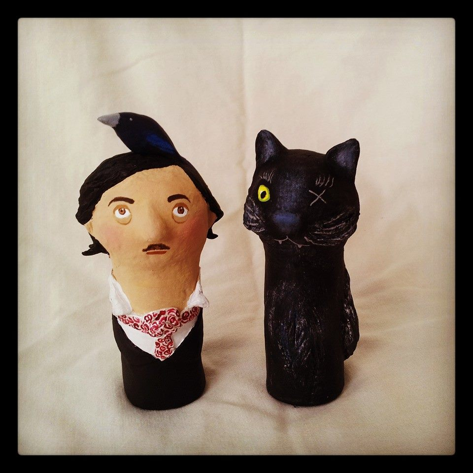 Edgar Allan Poe y cía.