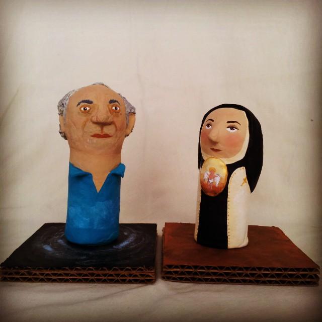 Los que jamás pudieron encontrarse: Charles Bukowsky y Sor Juana