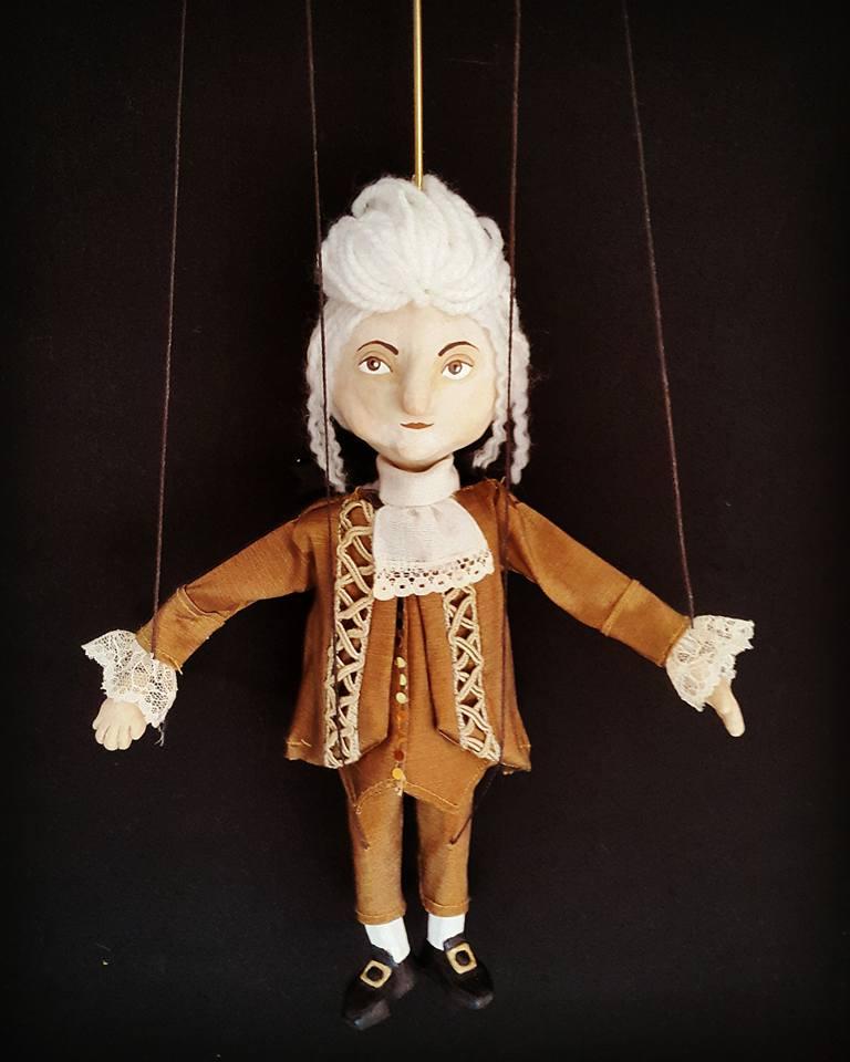 Personaje siglo XVIII