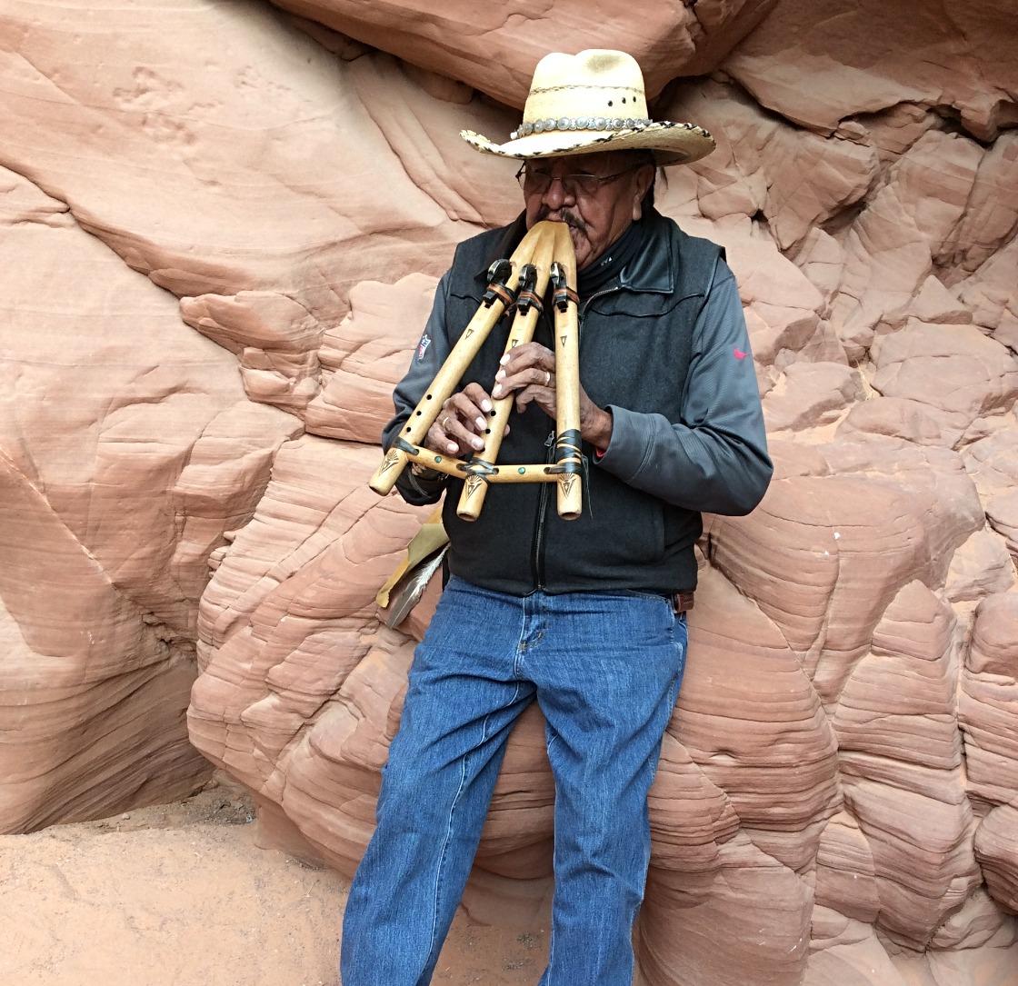 Upper Antelope Canyon Guide Tour