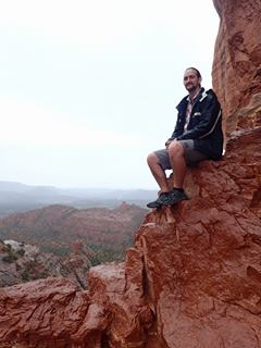 Top of Cathedral Rock