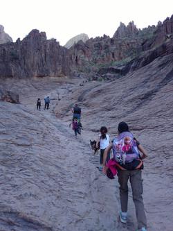 Superstition Mt. Hiking