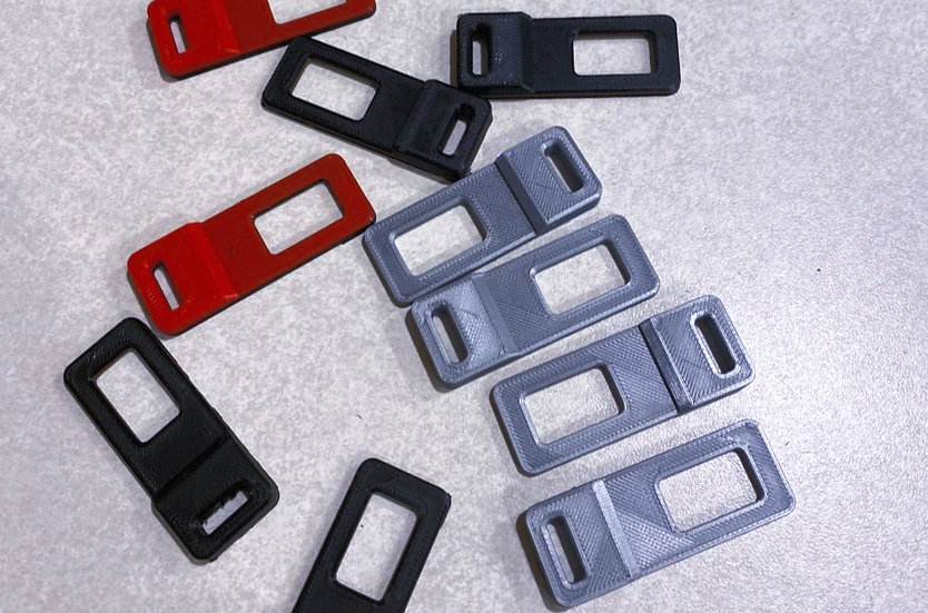 Seat Belt Chime stopper (set of two)