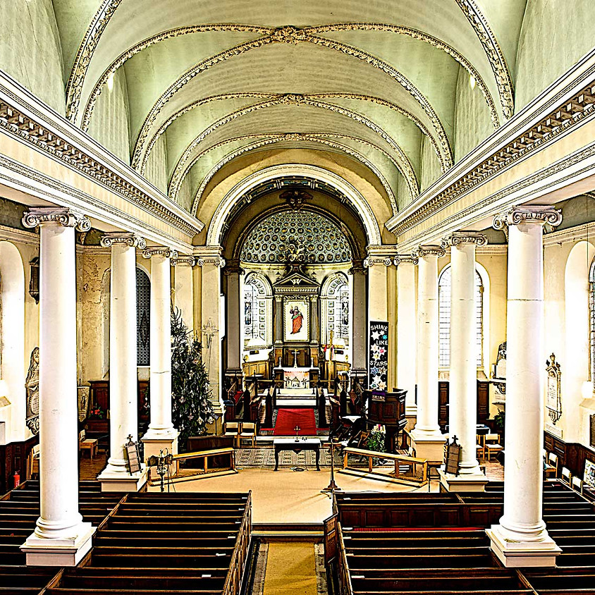 Blandford Parish Church - Blandford Forum