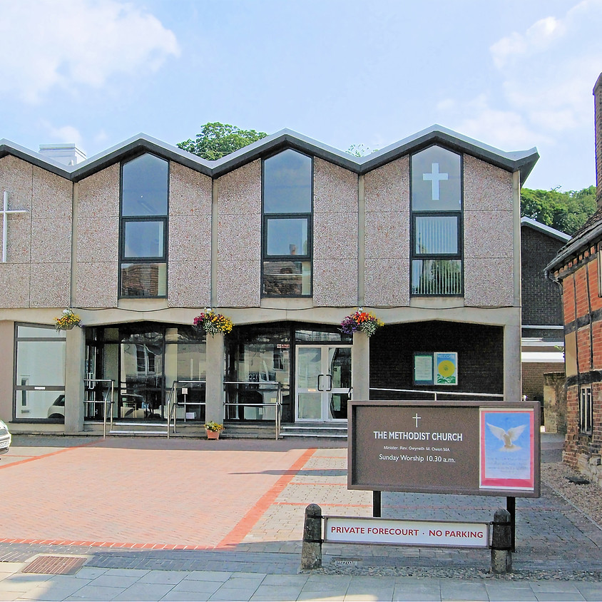 Wimborne Methodist Church - Wimborne