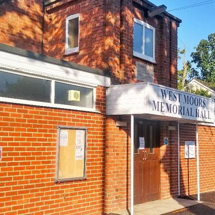 West Moors Memorial Hall
