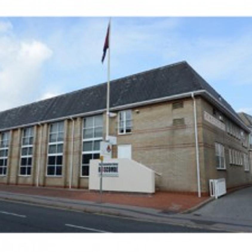 Boscombe Salvation Army Hall - Bournemouth