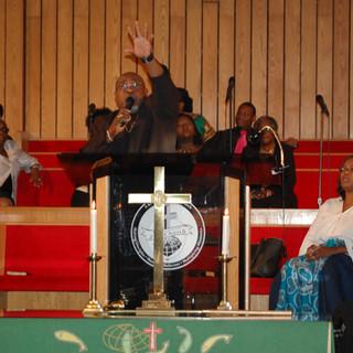 Night 2 Preaching